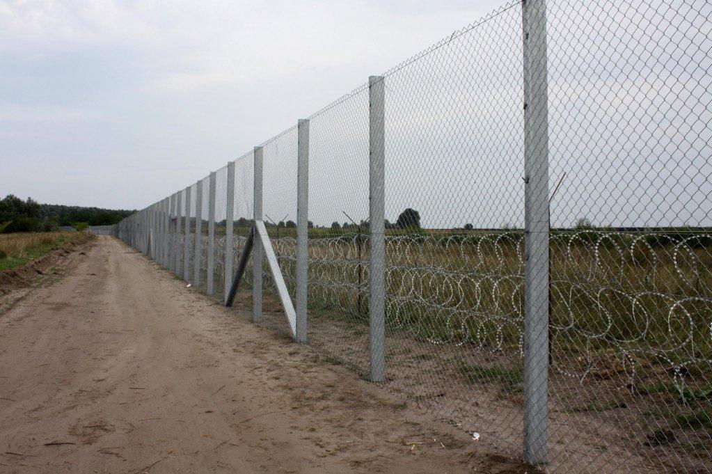 حدود صربيا بصورة غيرشرعية