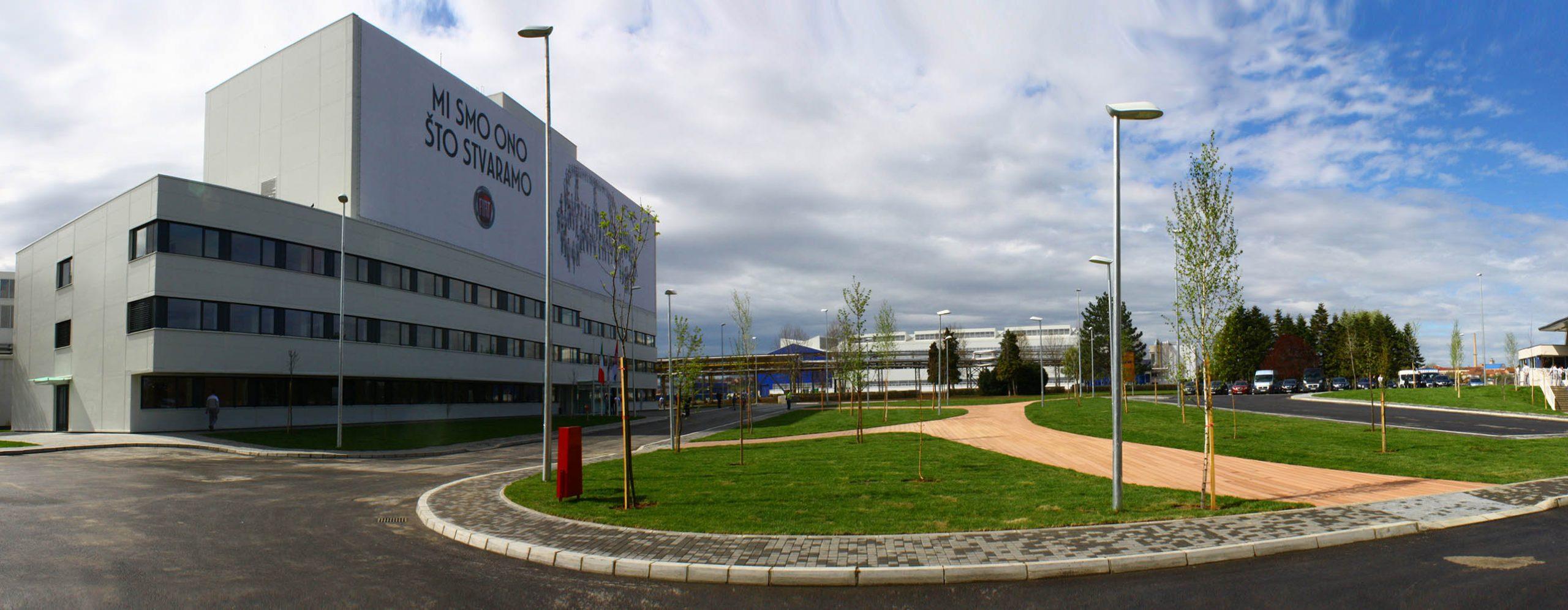 مشاريع التنمية في صربيا