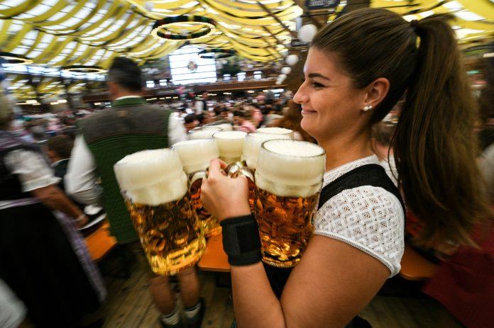 انخفاض تاريخي في استهلاك البيرة
