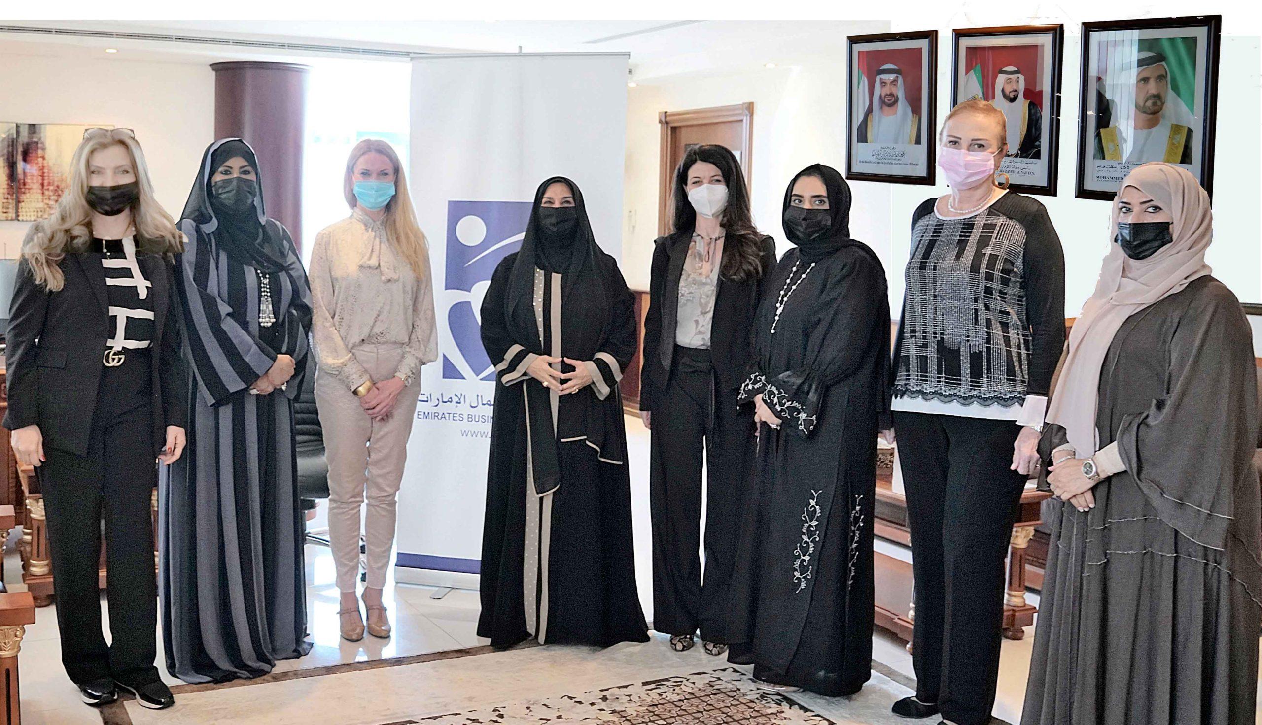 مجلس سيدات أعمال صربيا