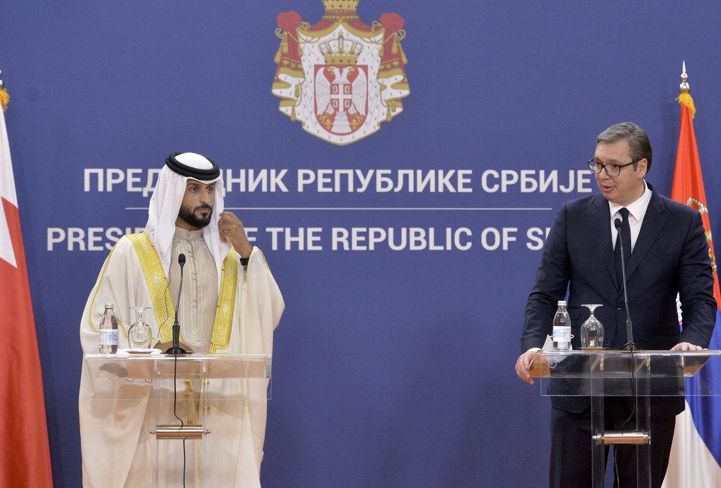 صربيا والبحرين التعاون الاقتصادي