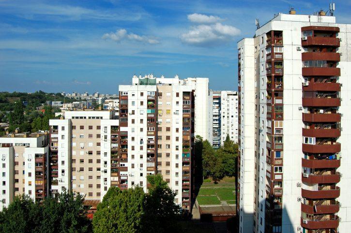 سوق العقارات في صربيا