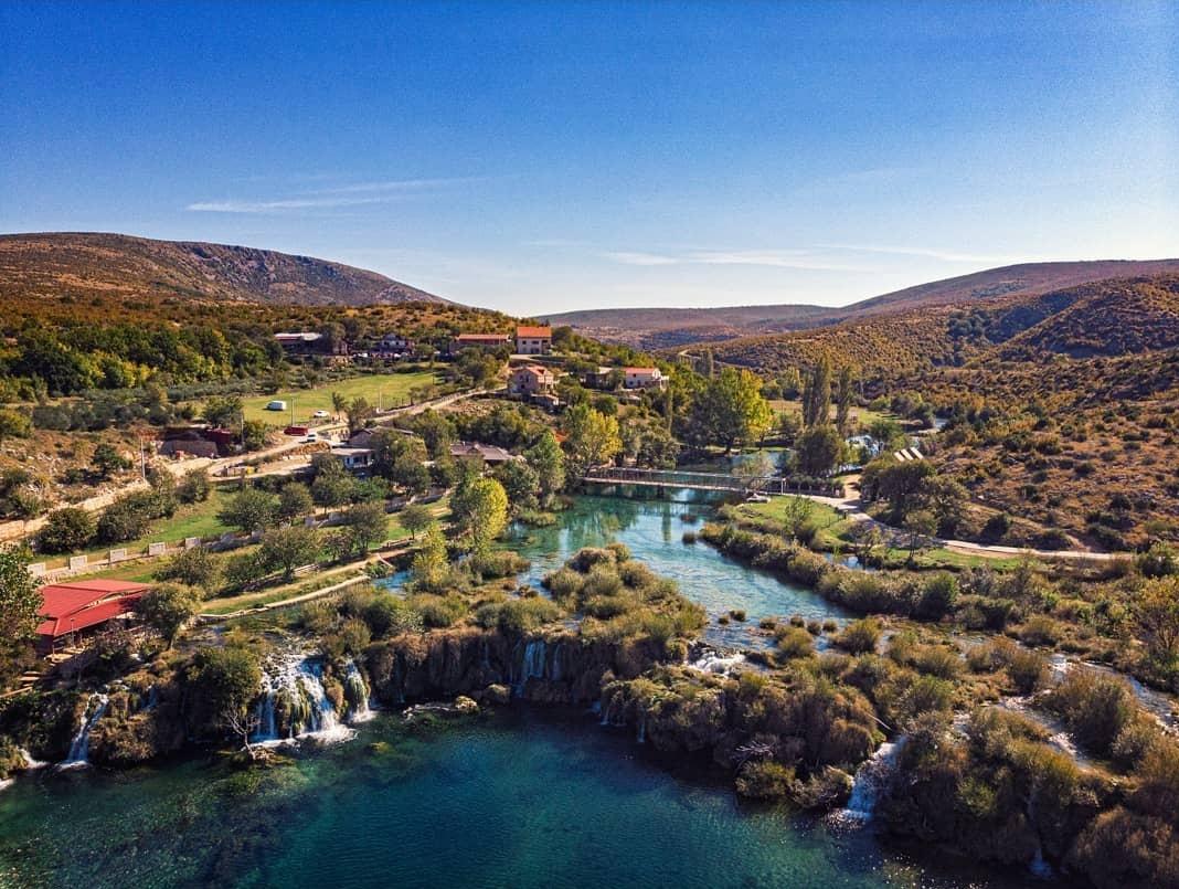 شلالات زرمانجا في صربيا